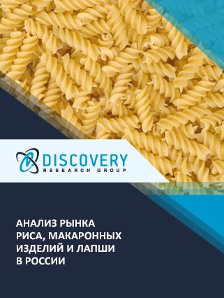 Маркетинговое исследование - Анализ рынка риса, макаронных изделий и лапши в России