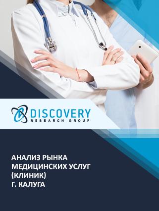 Маркетинговое исследование - Анализ рынка медицинских услуг (клиник) г. Калуга