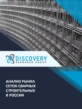 Анализ рынка сеток сварных строительных в России