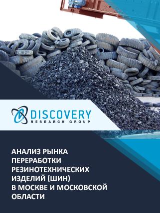 Маркетинговое исследование - Анализ рынка переработки резинотехнических изделий (шин) в Москве и Московской области