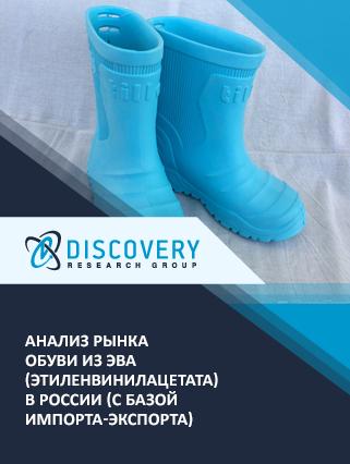 Анализ рынка обуви из ЭВА (этиленвинилацетата) в России (с базой импорта-экспорта)