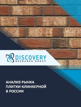 Маркетинговое исследование - Анализ рынка клинкерной плитки в России (с базой импорта-экспорта)