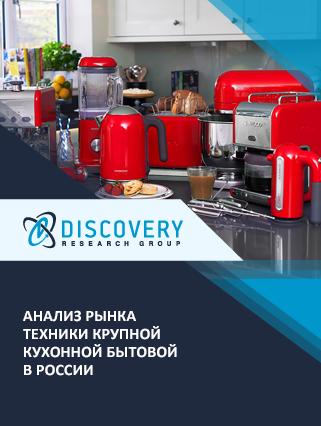 Маркетинговое исследование - Анализ рынка техники крупной кухонной бытовой в России