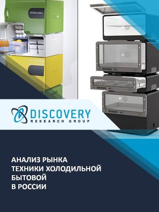Маркетинговое исследование - Анализ рынка техники холодильной бытовой в России