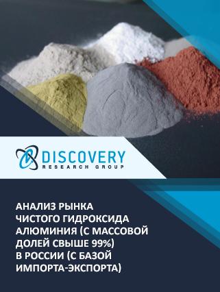 Маркетинговое исследование - Анализ рынка чистого гидроксида алюминия (с массовой долей свыше 99%) в России (с базой импорта-экспорта)