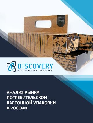 Маркетинговое исследование - Анализ рынка потребительской картонной упаковки в России