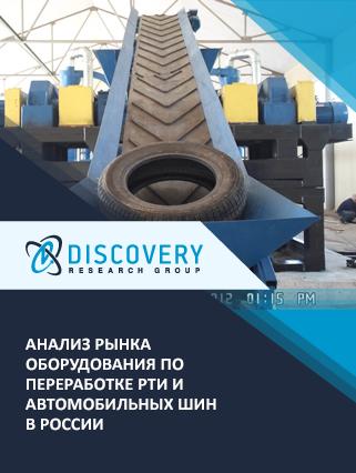 Маркетинговое исследование - Анализ рынка оборудования по переработке РТИ и автомобильных шин в России