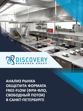 Анализ рынка общепита формата free-flow (фри-фло, свободный поток) в Санкт-Петербурге