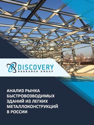 Маркетинговое исследование - Анализ рынка быстровозводимых зданий из легких металлоконструкций в России