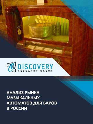 Маркетинговое исследование - Анализ рынка музыкальных автоматов для баров в России