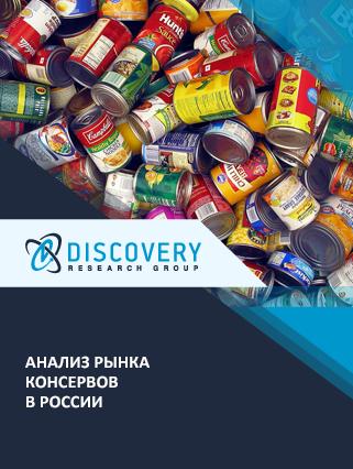 Маркетинговое исследование - Анализ рынка консервов в России