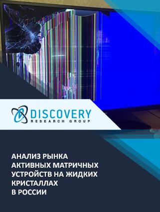Маркетинговое исследование - Анализ рынка активных матричных устройств на жидких кристаллах в России