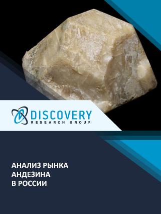 Анализ рынка андезина в России