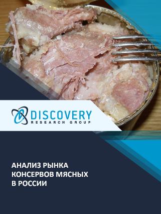 Маркетинговое исследование - Анализ рынка консервов мясных в России