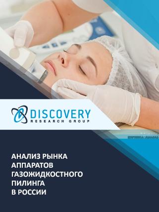 Маркетинговое исследование - Анализ рынка аппаратов газожидкостного пилинга в России