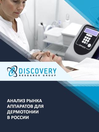 Маркетинговое исследование - Анализ рынка аппаратов для дермотонии в России