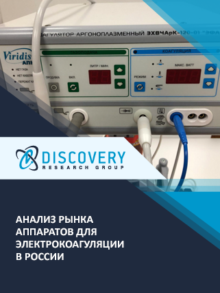 Маркетинговое исследование - Анализ рынка аппаратов для электрокоагуляции в России