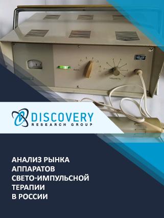 Маркетинговое исследование - Анализ рынка аппаратов свето-импульсной терапии в России