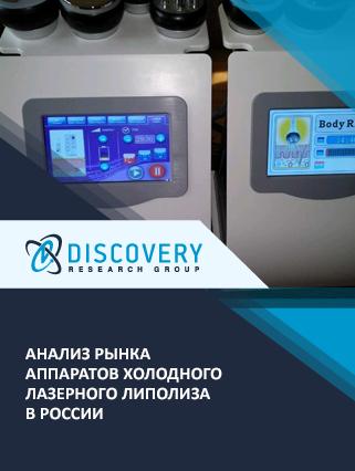 Анализ рынка аппаратов холодного лазерного липолиза в России