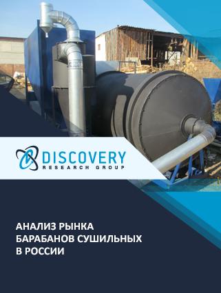 Анализ рынка барабанов сушильных в России