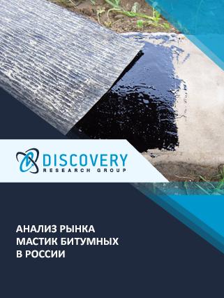 Маркетинговое исследование - Анализ рынка мастик битумных в России