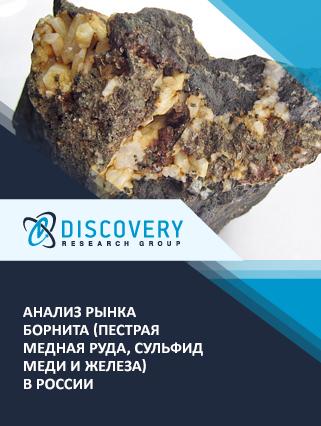 Маркетинговое исследование - Анализ рынка борнита (пестрая медная руда, сульфид меди и железа) в России