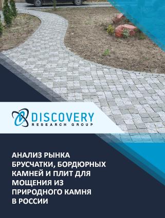 Маркетинговое исследование - Анализ рынка брусчатки, бордюрных камней и плит для мощения из природного камня в России