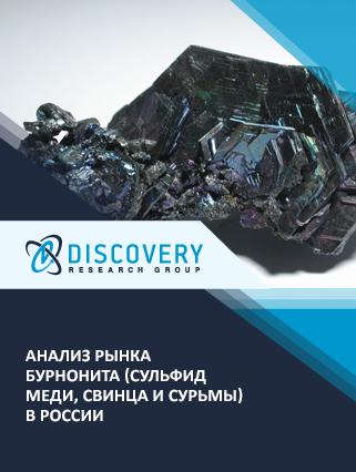 Маркетинговое исследование - Анализ рынка бурнонита (сульфид меди, свинца и сурьмы) в России