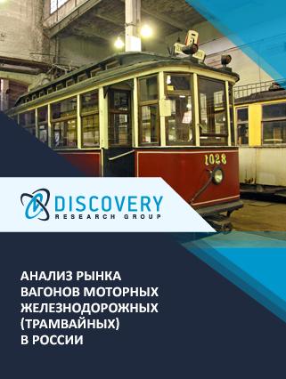 Маркетинговое исследование - Анализ рынка вагонов моторных железнодорожных (трамвайных) в России