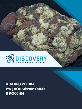 Маркетинговое исследование - Анализ рынка руд вольфрамовых в России
