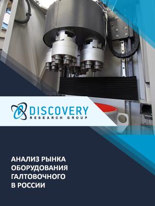 Анализ рынка оборудования галтовочного в России