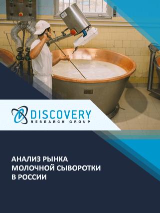 Анализ рынка молочной сыворотки в России (с базой импорта-экспорта)