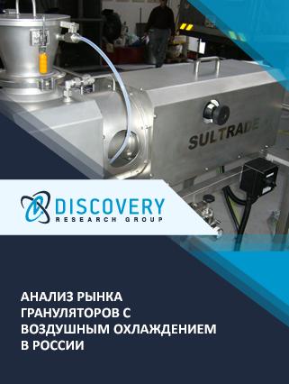 Анализ рынка грануляторов с воздушным охлаждением в России
