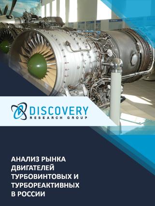 Маркетинговое исследование - Анализ рынка двигателей турбовинтовых и турбореактивных в России