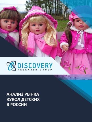 Анализ рынка кукол детских в России