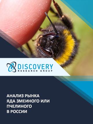 Маркетинговое исследование - Анализ рынка яда змеиного или пчелиного в России