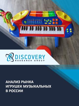 Анализ рынка игрушек музыкальных в России