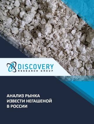 Маркетинговое исследование - Анализ рынка извести негашеной в России