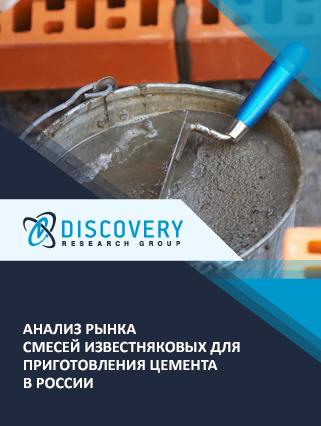 Маркетинговое исследование - Анализ рынка смесей известняковых для приготовления цемента в России