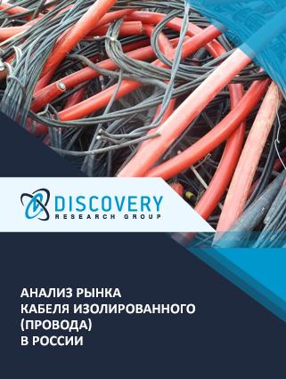 Маркетинговое исследование - Анализ рынка кабеля изолированного (провода) в России