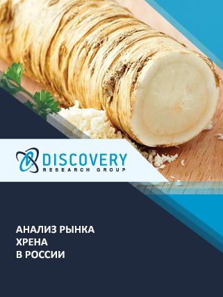 Маркетинговое исследование - Анализ рынка хрена в России