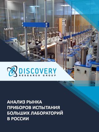 Маркетинговое исследование - Анализ рынка приборов испытания больших лабораторий в России