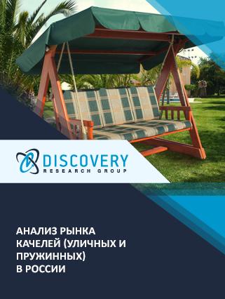 Анализ рынка качелей (уличных и пружинных) в России