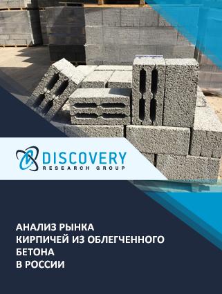 Маркетинговое исследование - Анализ рынка кирпичей из облегченного бетона в России