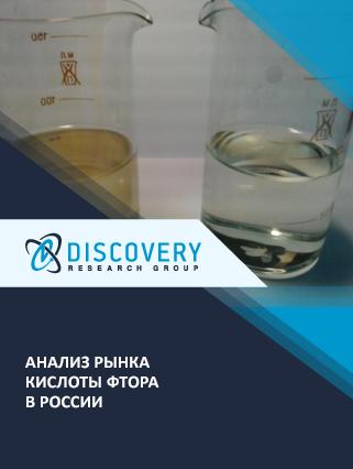 Маркетинговое исследование - Анализ рынка кислоты фтора в России