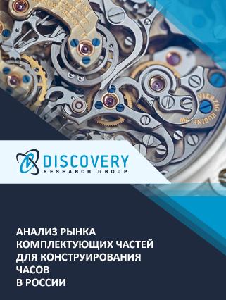 Анализ рынка комплектующих частей для конструирования часов в России
