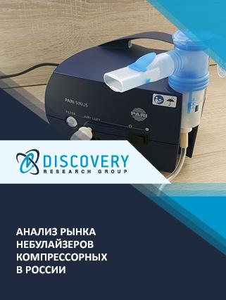 Маркетинговое исследование - Анализ рынка небулайзеров компрессорных в России