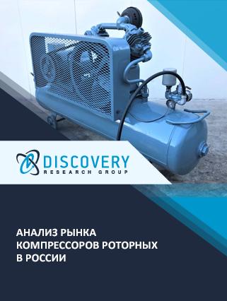 Маркетинговое исследование - Анализ рынка компрессоров роторных в России