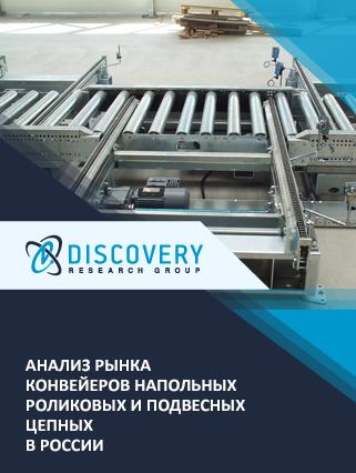 Маркетинговое исследование - Анализ рынка конвейеров напольных роликовых и подвесных цепных в России