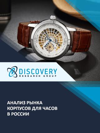 Анализ рынка корпусов для часов в России